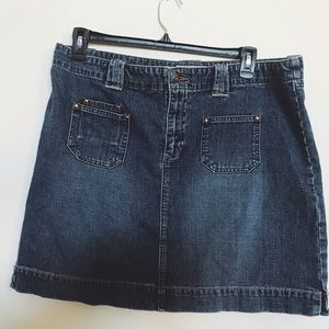 BRAND NEW! OLD NAVY JEAN SKIRT